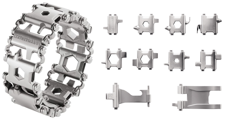 leatherman tread bracelet wearable with 25 tools (3)