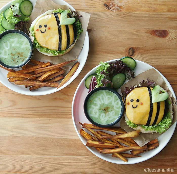 food art by lee samantha (1)