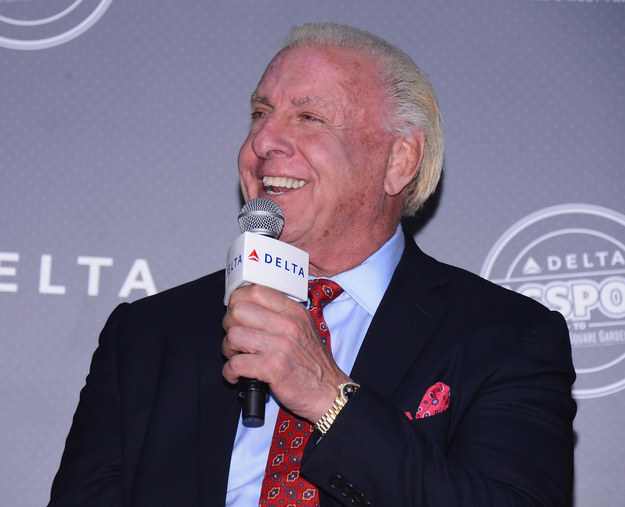 On Tuesday, Flair talked to BuzzFeed over the phone and gave his thoughts on what's happening in the world of WWE.