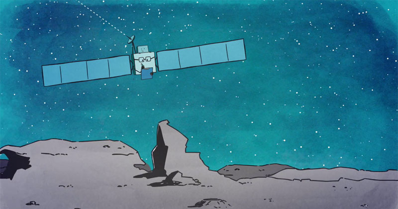 Rosetta and Philae Prepare for Comet Landing