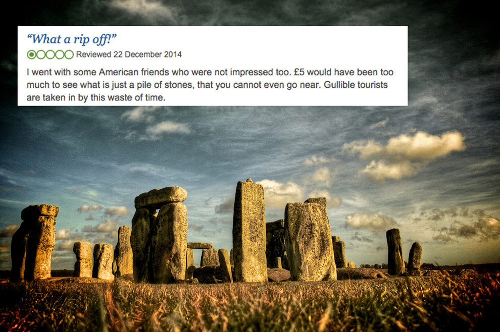 17 British Landmarks That Are Actually Really Rubbish