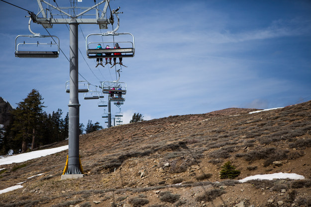 The lack of snow is leading the resorts to try to find other activities people can do on the mountain without snow, according to the Sacramento Bee.