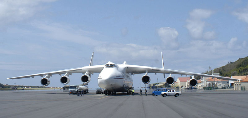 The Largest Airplane Ever Built antonov an 225 mriya (6)