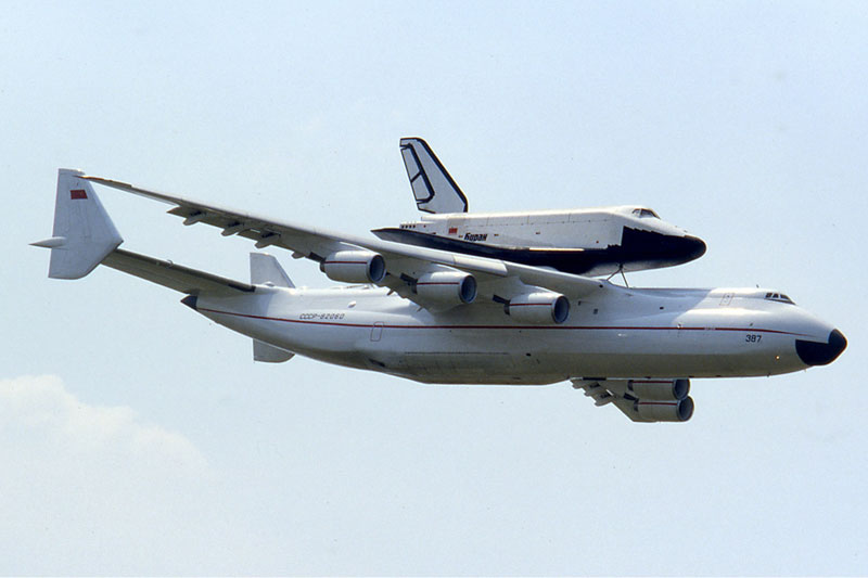 The Largest Airplane Ever Built antonov an 225 mriya (1)