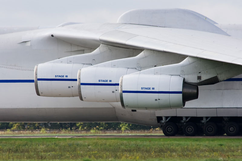The Largest Airplane Ever Built antonov an 225 mriya (3)