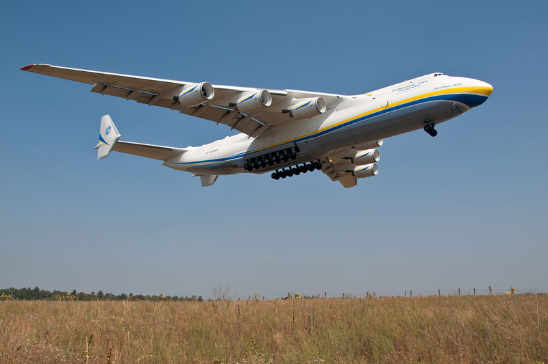 The Largest Airplane Ever Built antonov an 225 mriya (9)