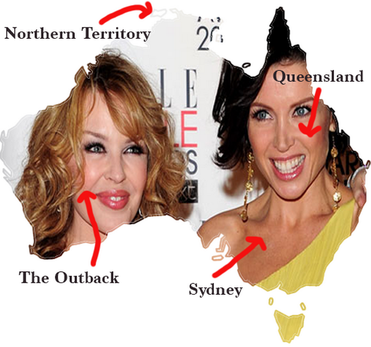 We Asked Brits To Label Australia And This Is Awkward