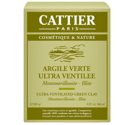 Ventilated Green Clay £7.25