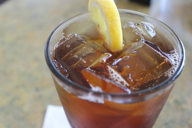 What do you have against sweet tea?