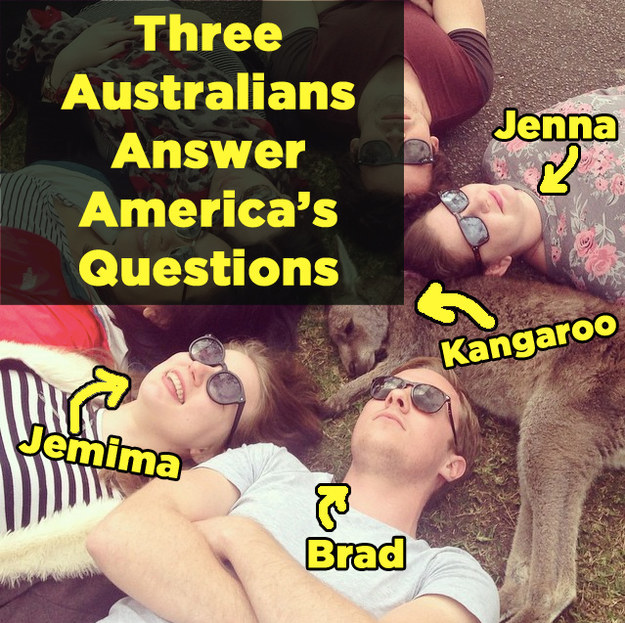 19 Answers Australia Has For America