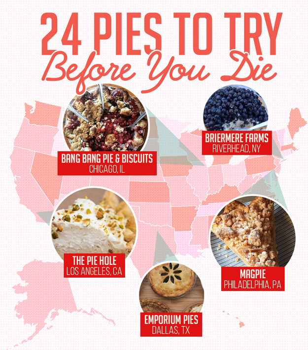 24 Of The Most Delicious Pies In America