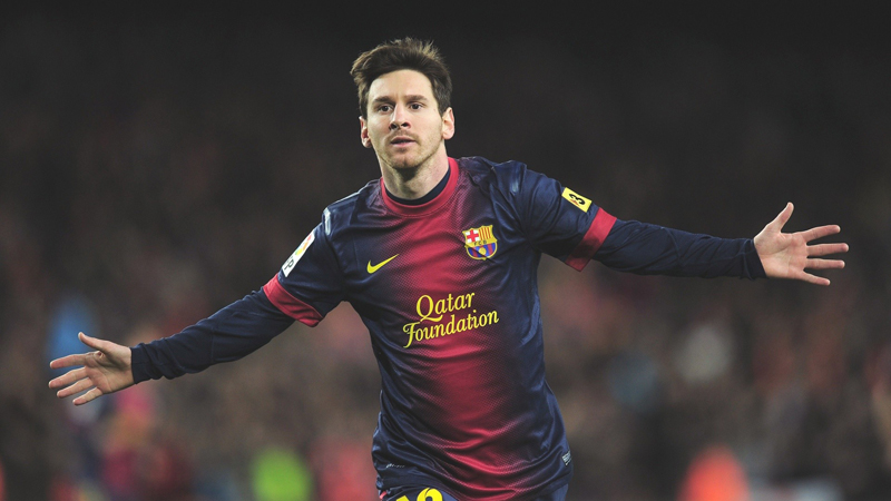 All 253 Lionel Messi Goals in La Liga