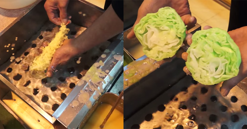 Artist Makes Ultra-Realistic Food Samples for Menu Item Displays in Japan