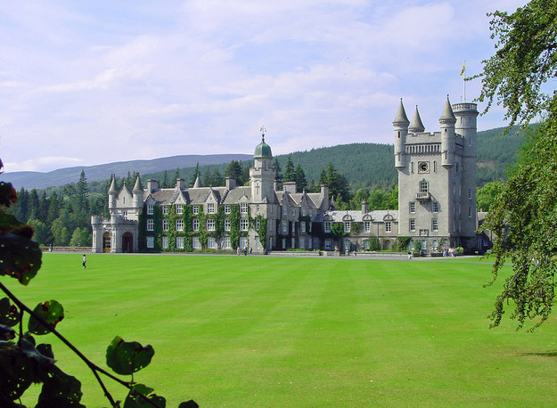 Balmoral Castle, United Kingdom