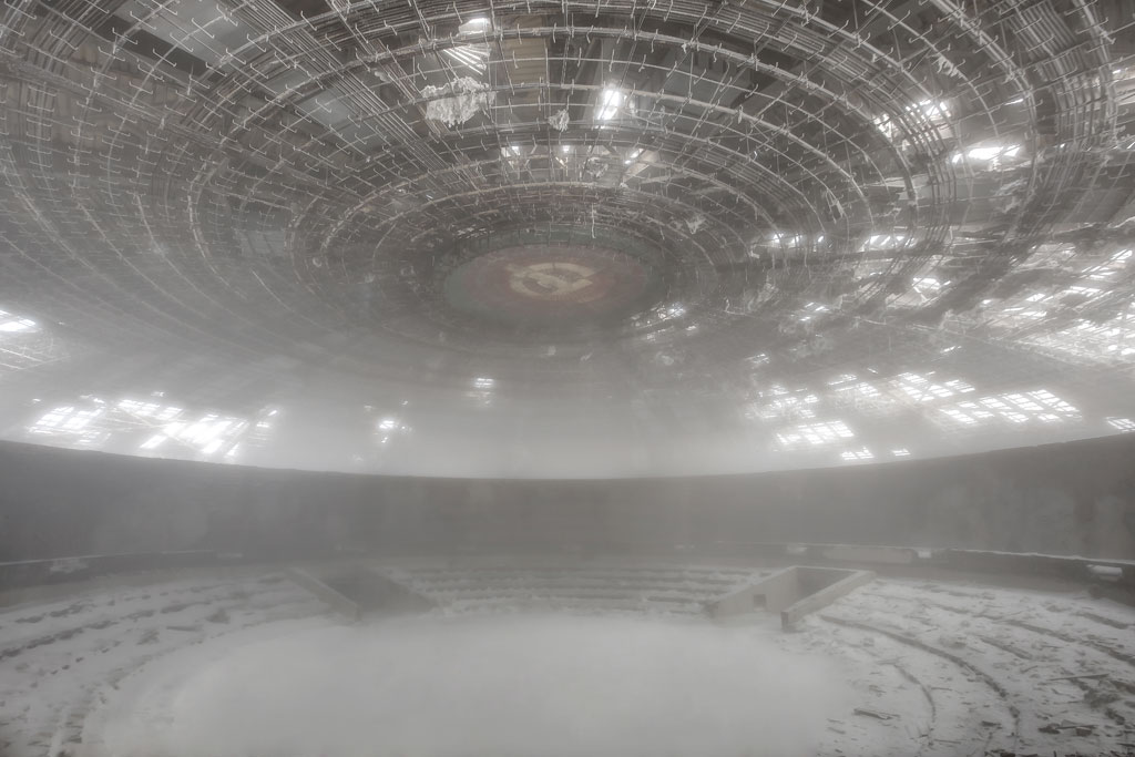 Behind the Iron Curtain: An Abandoned Tour of the Eastern Bloc