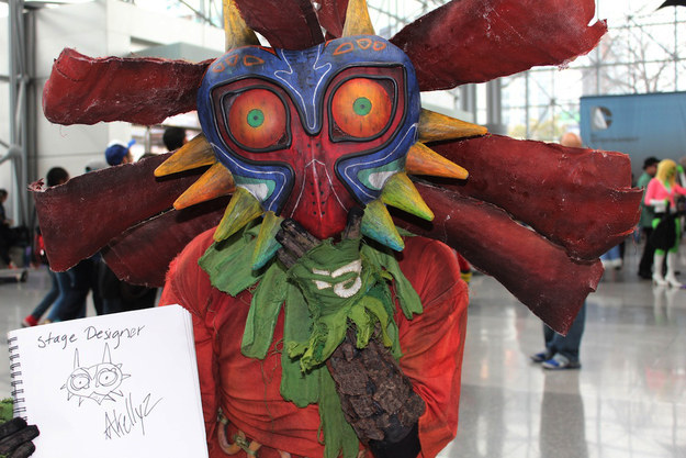 cosplayers at new york comic con reveal their day jobs by ryan broderick (15)