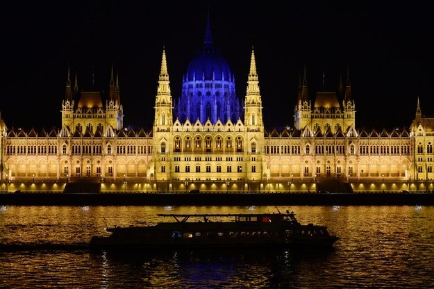 Hungarian Parliament Building – Budapest, Hungary