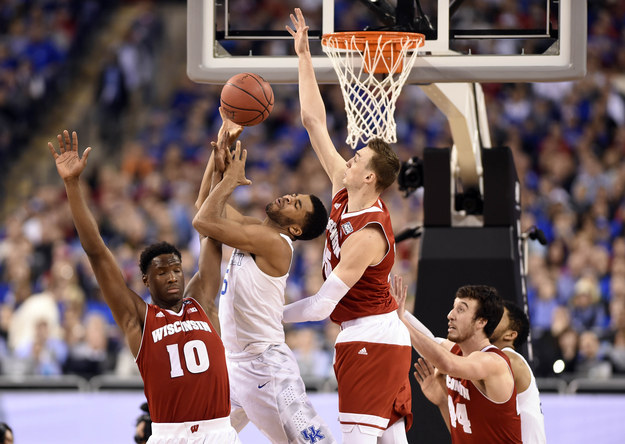 Kentucky's Andrew Harrison Sorry For Using Racial Slur After Final Four Loss – BuzzFeed News