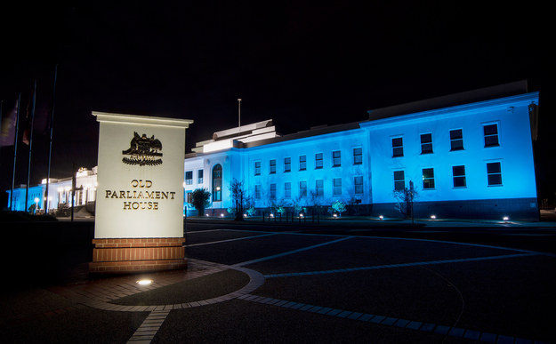 Old Parliament House – Canberra, Australia
