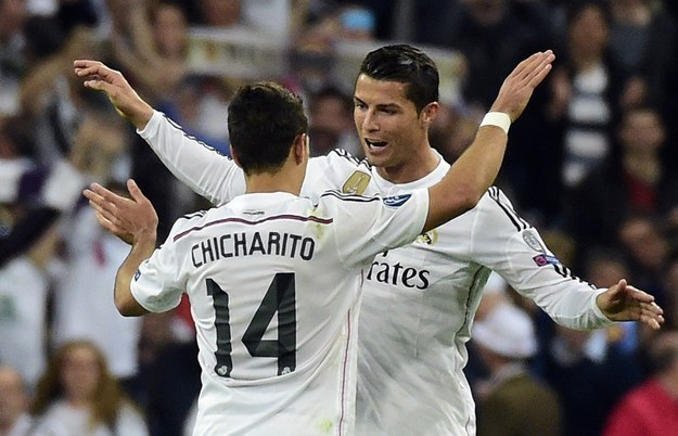 Thanks to two goals from Chicharito, Real Madrid beat Celta Vigo 4-2.