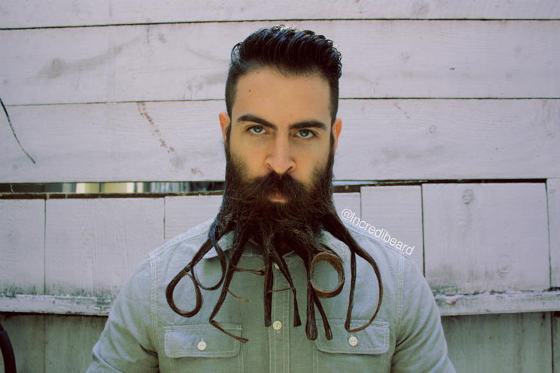 The Incredible Beards of Incredibeard