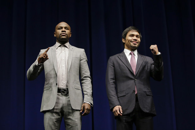 Vegas Is Almosty Entirely Booked Out For The Mayweather–Pacquiao Fight – BuzzFeed News