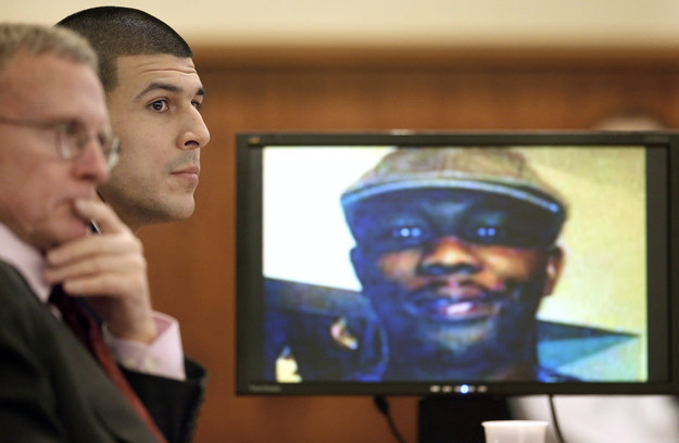 Why It Matters If Aaron Hernandez And Odin Lloyd Were Close Friends – BuzzFeed News