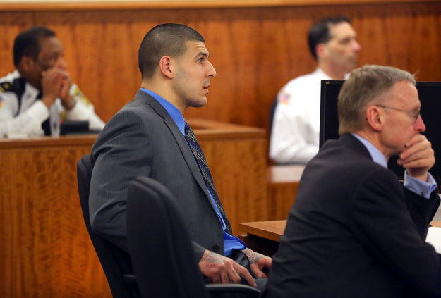 What You Need To Know About Jury Deliberations In Aaron Hernandez's Murder Trial – BuzzFeed News