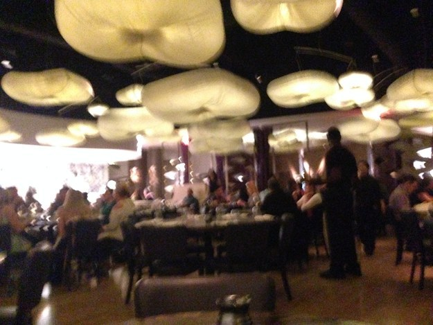 You will have the best meal of your life at Nobu in Caesar's Palace.