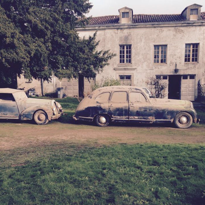 60 Rare Cars Worth Millions Found in French Countryside, Untouched for 50 Years (4)