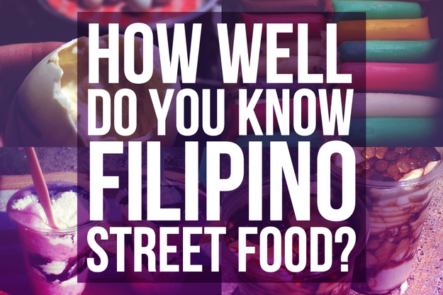 How Many Of These Filipino Snacks Can You Name