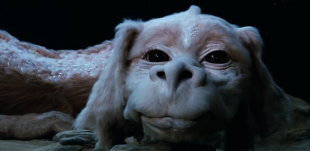 If you love Falkor, the luck dragon from The Neverending Story, and wished he were real - take heart!