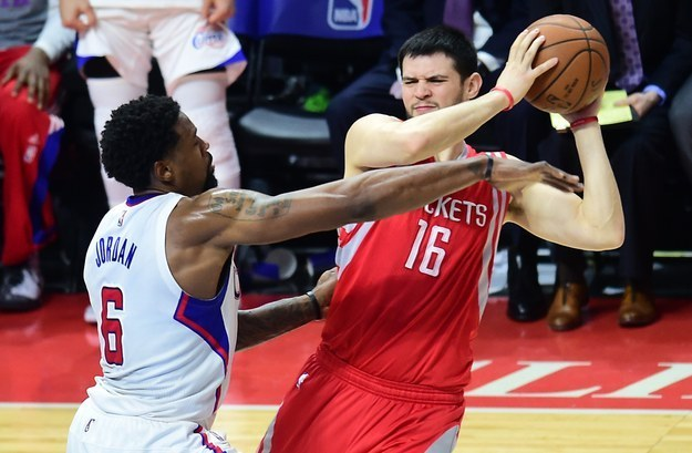 Kostas Papanikolaou was drafted 48th overall by the Knicks in 2012. He was traded 16 days later to the Rockets.
