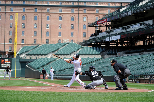 Orioles Employees To Be Paid For Week Of Missed Work During Baltimore Unrest - BuzzFeed News