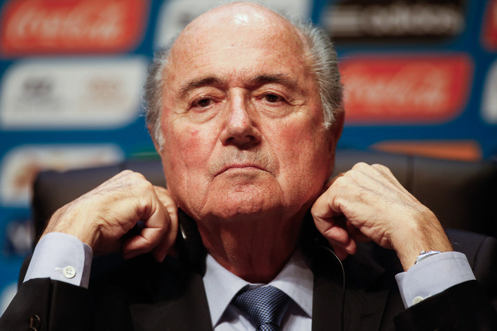 "Sepp Blatter, ""The Godfather"" Of Soccer, Faces His Toughest Opponent: Loretta Lynch - BuzzFeed News"