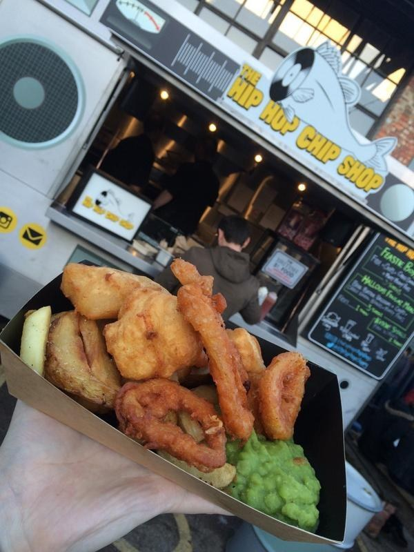 16 Street Foods You Must Try In Manchester