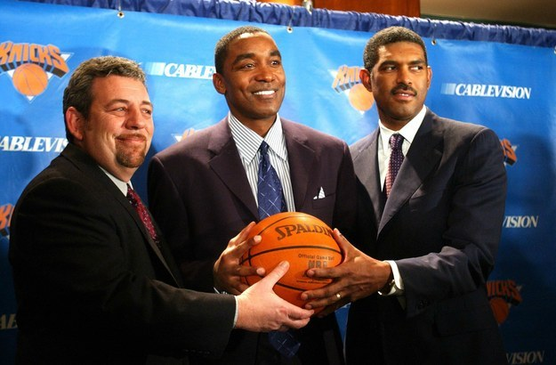 WNBA Says It Will Have Final Say Over Isiah Thomas' Ownership Stake In New York Liberty – BuzzFeed News