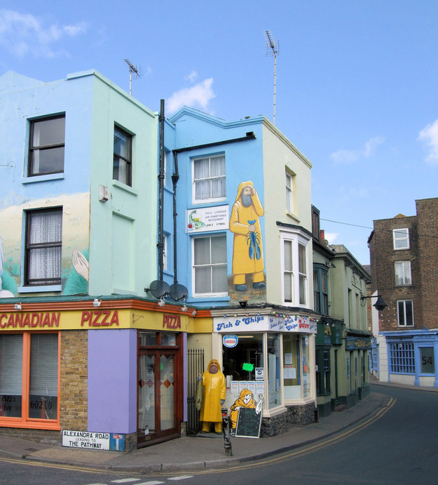 The Seafarer, Broadstairs