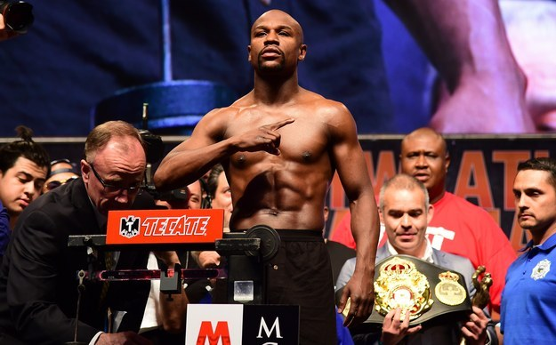 Who Should Floyd Mayweather's Final Opponent Be