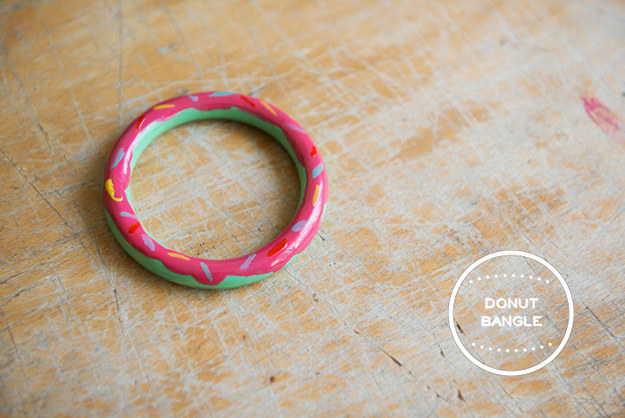 SNY x Darcel Inspired Donut Bangle