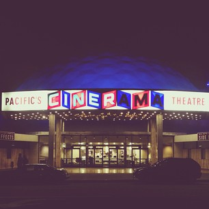 The far superior movie theaters.