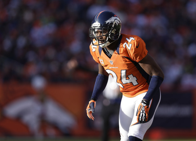 Denver Signed Champ Bailey To A One-Day Contract So He Could Retire As A Bronco