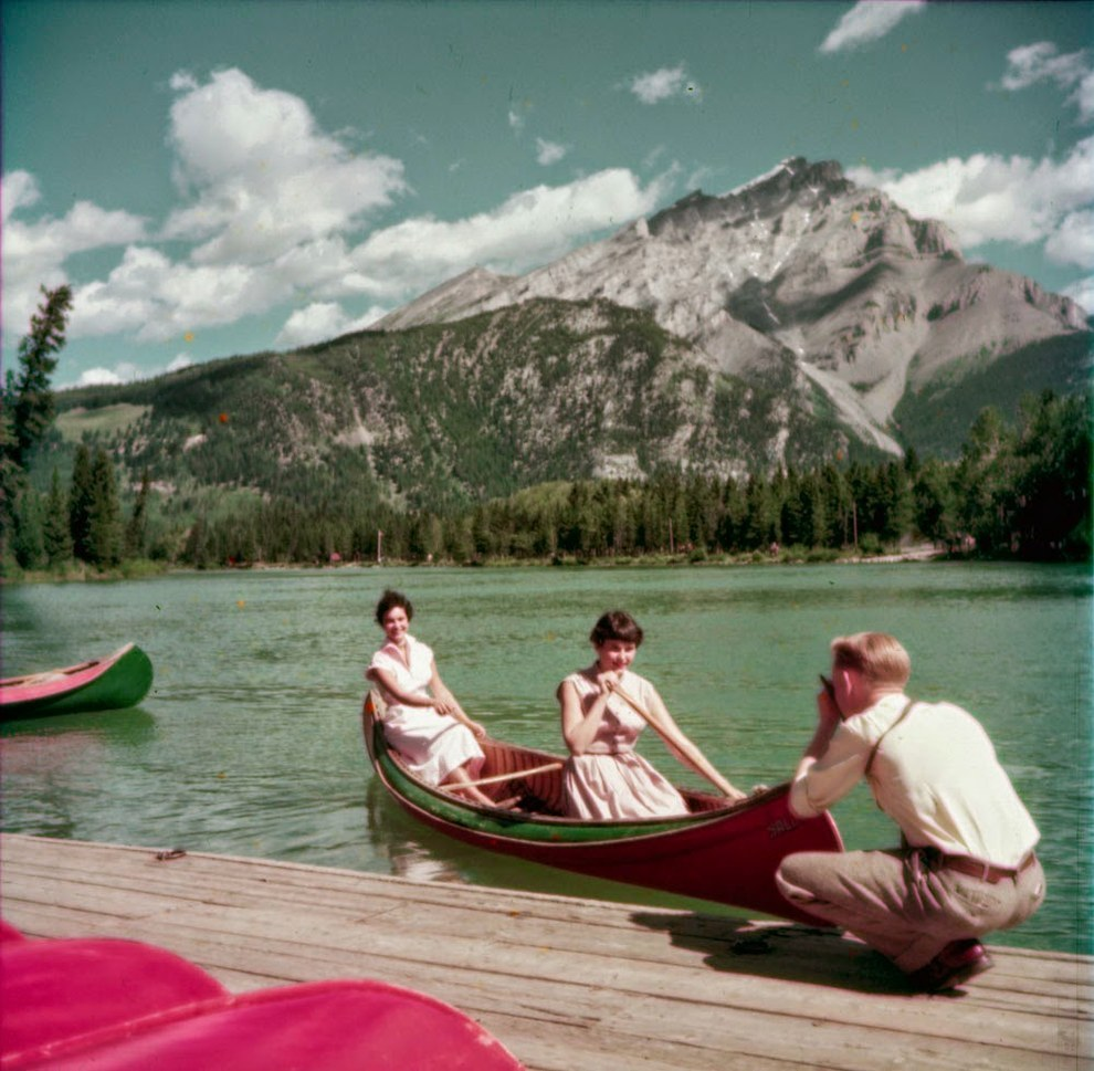 These Vintage Photos Of Banff National Park Will Give You Intense Wanderlust