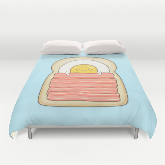 For people that prefer to eat breakfast in bed.