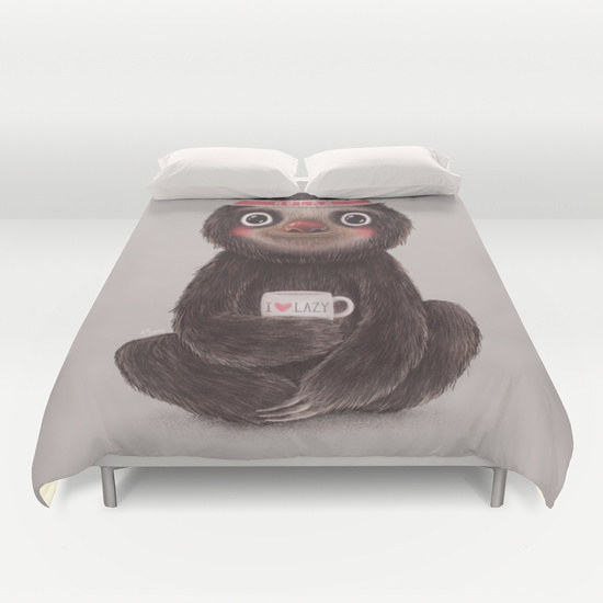 For the slothful.