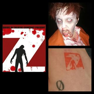 You can get up close and personal with zombies at Z In The Park.