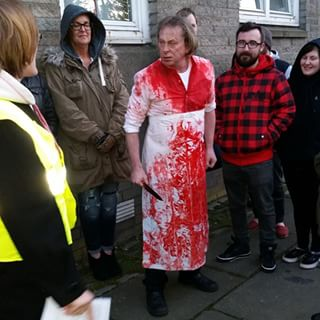 "There's a gritty ""murder tour"" that takes in some of Aberdeen's most unusual alleys."
