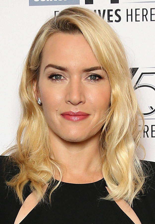 Kate Winslet Officially Wrote No Retouching Into Her L'Oreal Contract