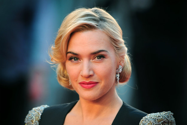 Cheers to you, Kate Winslet! Here's hoping more women will follow in your footsteps.
